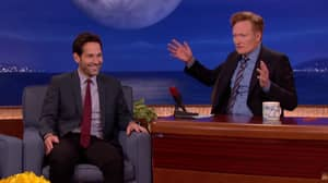 Paul Rudd's Been Playing The Same Prank On Conan O'Brien For 16 Years