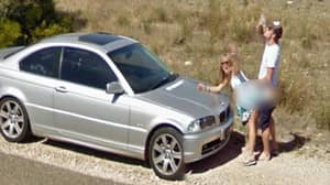 Remember When Google Maps Caught This Couple Literally Getting Onnit Like A Car Bonnet?