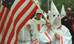 KKK 'Imperial Wizard' Found Dead Having Disappeared In Suspicious Circumstances