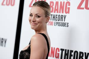 This Video Apparently Shows Kaley Cuoco's Plastic Surgery Transformation