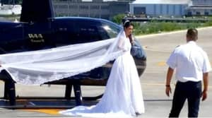 Bride Killed In Helicopter Crash After Planning Surprise For Groom At Wedding
