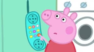 P***ed-Off Peppa Pig Hanging Up Her Phone Has Become A Meme