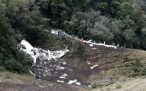 Final Words Of Colombian Plane Crash Pilot Revealed