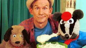 Star Of 'Bodger And Badger', Andy Cunningham, Has Died