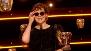 Remembering Helen McCrory Styling Out Forgetting Glasses At BAFTA Awards