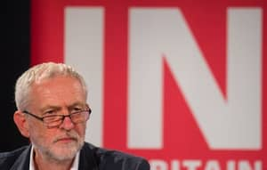 Labour MPs Have Submitted A No Confidence Motion Against Jeremy Corbyn