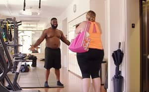 Personal Trainer Gains Five Stone Just So He Can Lose It Alongside His Client