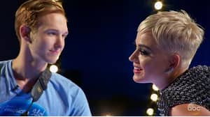 Man Kissed By Katy Perry Speaks Out After Singer Faced Backlash