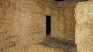 £1 Million Cannabis Factory Found Hidden In A Haystack