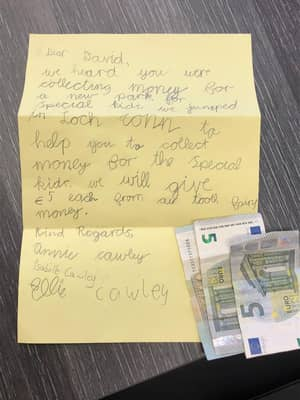 Here's Why These Mayo Kids Have Given Up Their Tooth Fairy Money For Charity