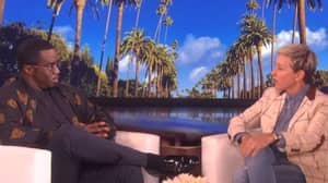 Watch P. Diddy's Hilarious Reaction To Getting Pranked By Ellen DeGeneres
