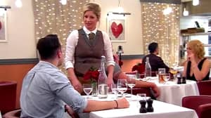Man On 'First Dates' Fancied His Waitress More Than His Date