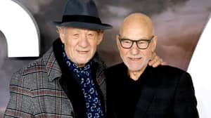 Sir Ian McKellen And Sir Patrick Stewart Have The Most Beautiful Of Friendships