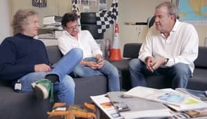 Clarkson, Hammond And May Still Can't Think Of A Name For Their New Show