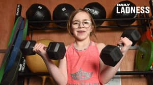 Weightlifter, 10, Sets Out On Path To Opening Her Own Gym