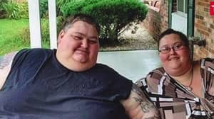 Couple Lose Almost Half Of Their Combined Weight And Are Finally Able To Have Sex