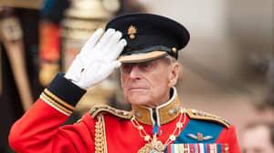 Duke Of Edinburgh Undertakes Final Public Engagement Before Retirement
