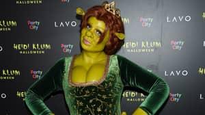 Heidi Klum Outdoes Herself With Halloween Princess Fiona Costume