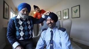 Meet Ravinder Singh Oberoi, Ireland's First Sikh Garda Reserve
