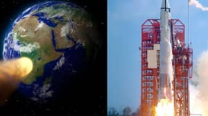 Asteroid Heading Towards Earth Now Believed To Be Space Junk From 1966 Failed Moon Landing
