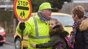 Beloved Lollipop Man Leaves Job After Council Says He Can't High-Five Kids