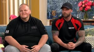 Man Whose Trainer Had Him Banned From Takeaways Has Lost 13 Stone