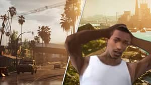 'GTA: San Andreas' Photorealistic Remake Gets Pulled By Rockstar Parent Company