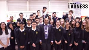 Teacher Dubbed 'Maths Whisperer' As Entire Class Get A* In GCSE