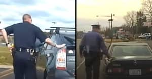 Man Explains Why All Police Officers Touch The Back Of Car They're Pulling Over