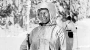 Deadliest Sniper In History? A Five-Foot Finnish Farmer Nicknamed The White Death, That's Who