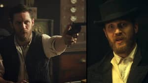 Someone's Made A Video Of All Of Tom Hardy's Swearing In 'Peaky Blinders'