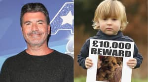 Simon Cowell Has Offered A £10k Reward To Reunite 2-Year-Old Boy With His Stolen Dog