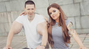 'Popeye' Bodybuilder Who Injects Oil Into Biceps Is Getting Married