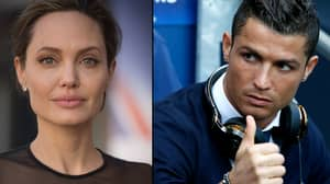 Cristiano Ronaldo Will Reportedly Appear Alongside Angelina Jolie In TV Series
