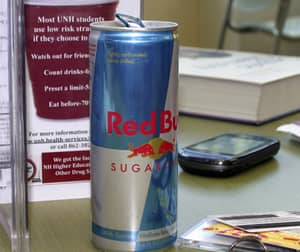 University Bans Energy Drinks Over 'Risky Sexual Activity' Fears