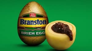 Branston Could Launch Their Own Cheese And Pickle Easter Egg