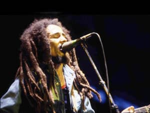 Bob Marley Sing-A-Long Helps Brighten Morning Train Commute