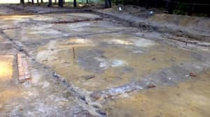 Buried Gas Chambers Uncovered At Sobibor Death Camp By Archaeologists