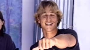 Matthew McConaughey's 'Dazed And Confused' Audition Is Still Incredible As Film Turns 25