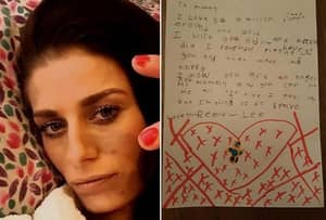 Heartbreaking Letter From Little Lad To His 'Murdered' Mum Released