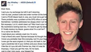 Lad Gets Sick Reply From ASOS Customer Services After Complaining With Eminem Lyrics