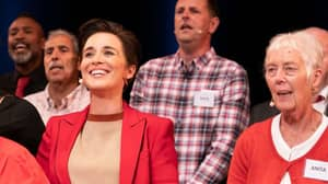 Viewers In Tears As Vicky McClure Forms Dementia Choir