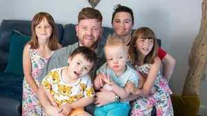 Single Dad Adopts Sixth Child With Special Needs After Dedicating Life To Helping Vulnerable Kids