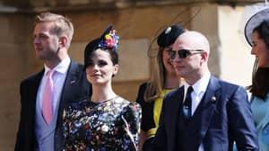 Royal Wedding 2018: Tom Hardy Arrives Bald... And Everyone's Saying The Same Thing