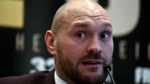 Tyson Fury Shuts Down Interview When Quizzed About His 'Homophobic And Sexist' Comments