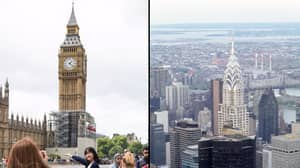 Statistics Say London Is Now More Dangerous Than New York City