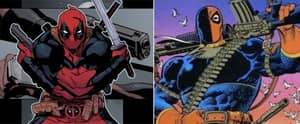Deathstroke Rips Deadpool Over Plagiarism Claims