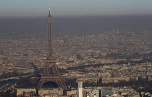 Paris Makes Public Transport Free Due To Rising Air Pollution