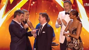 Simon Cowell Praises Dec's Solo Presenting Skills On 'Britain's Got Talent'