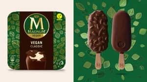 You Can Now Buy Vegan Magnums